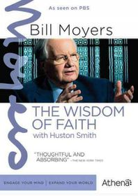 Bill Moyers:Wisdom of Faith with Hust - (Region 1 Import DVD)