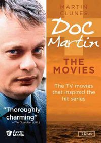 Doc Martin:Movies - (Region 1 Import DVD)