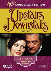 Upstairs Downstairs Series 5 - (Region 1 Import DVD)