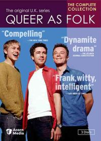 Queer As Folk:Complete UK Collection - (Region 1 Import DVD)