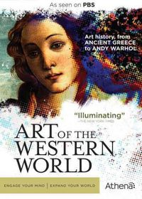 Art of the Western World - (Region 1 Import DVD)