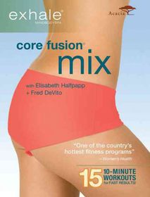 Exhale:Core Fusion Mix - (Region 1 Import DVD)