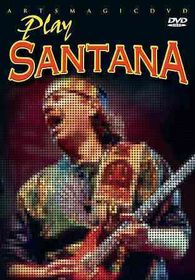 Play Santana - (Region 1 Import DVD)