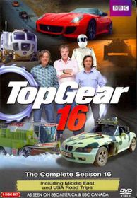 Top Gear 16 - (Region 1 Import DVD)
