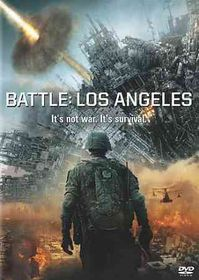 Battle:Los Angeles - (Region 1 Import DVD)