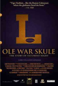 History of Lsu Football - (Region 1 Import DVD)