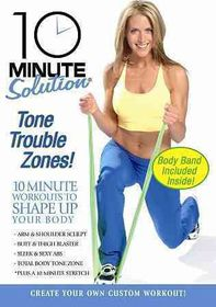 10 Minute Solution:Tone Trouble Zones - (Region 1 Import DVD)