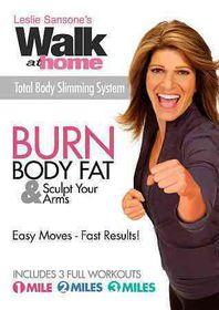 Leslie Sansone:Burn Body Fat - (Region 1 Import DVD)