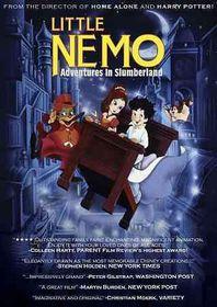 Little Nemo:Adventures in Slumberland - (Region 1 Import DVD)
