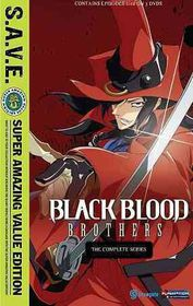 Black Blood Brothers:Comp Ser Save - (Region 1 Import DVD)