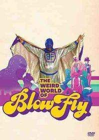 Weird World of Blowfly - (Region 1 Import DVD)