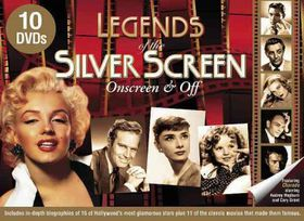 Legends/Silver Screen:Biographies Col - (Region 1 Import DVD)