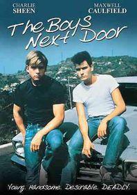 Boys Next Door - (Region 1 Import DVD)