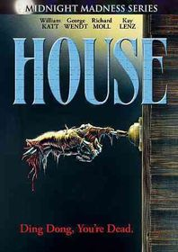 House - (Region 1 Import DVD)