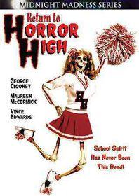 Return to Horror High - (Region 1 Import DVD)