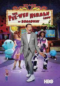 Pee Wee Herman Show on Broadway - (Region 1 Import DVD)