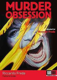 Murder Obsession - (Region 1 Import DVD)