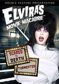 Elvira's Movie Macabre:Scared to Deat - (Region 1 Import DVD)