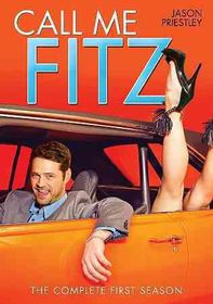 Call Me Fitz:Complete First Season - (Region 1 Import DVD)