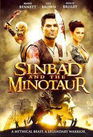 Sinbad and the Minotaur - (Region 1 Import DVD)