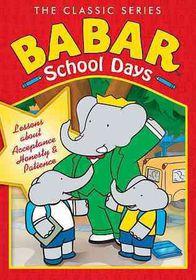 Babar:School Days - (Region 1 Import DVD)