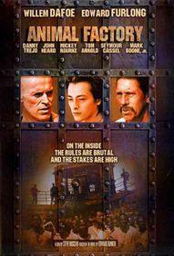 Animal Factory - (Region 1 Import DVD)