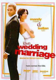 Love Wedding Marriage - (Region 1 Import DVD)
