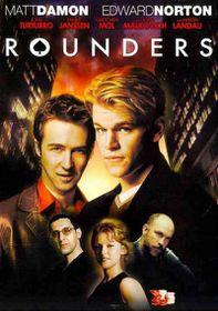 Rounders - (Region 1 Import DVD)