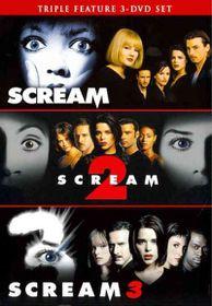 Scream 1-3 Gift Set - (Region 1 Import DVD)