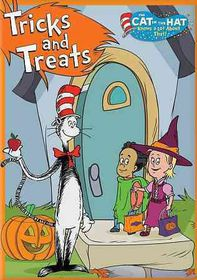 Cat in the Hat:Tricks and Treats - (Region 1 Import DVD)
