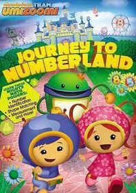 Team Umizoomi:Journey to Numberland - (Region 1 Import DVD)