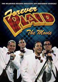 Forever Plaid - (Region 1 Import DVD)