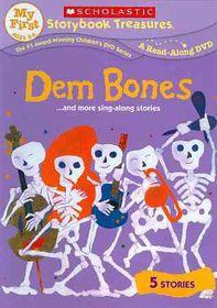 Dem Bones and More Sing-Along Stories - (Region 1 Import DVD)