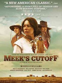 Meek's Cutoff - (Region 1 Import DVD)