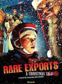 Rare Exports:Christmas Tale - (Region 1 Import DVD)