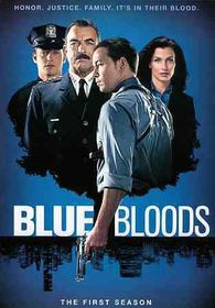 Blue Bloods:First Season - (Region 1 Import DVD)