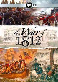 War of 1812 - (Region 1 Import DVD)