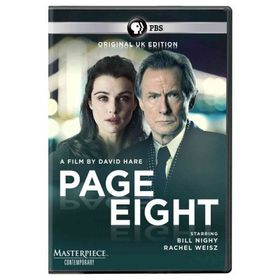 Masterpiece Contemporary:Page Eight - (Region 1 Import DVD)