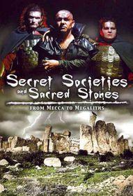 Secret Societies/Sacred Stones:Mecca - (Region 1 Import DVD)