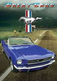 Great Cars:Mustang - (Region 1 Import DVD)