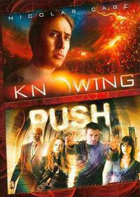 Knowing/Push - (Region 1 Import DVD)