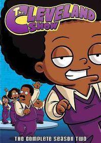 Cleveland Show Season 2 - (Region 1 Import DVD)