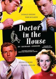 Doctor in the House - (Region 1 Import DVD)