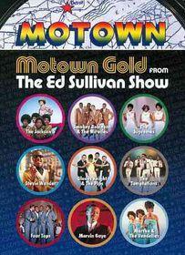 Motown Gold from the Ed Sullivan Show - (Region 1 Import DVD)