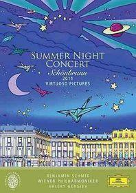 Summer Night Concert Schoenbrunn 2011 - (Region 1 Import DVD)