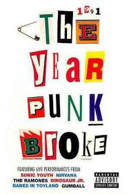 Sonic Youth:1991 Year Punk Broke - (Region 1 Import DVD)