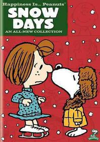 Happiness is Peanuts:Snow Days - (Region 1 Import DVD)