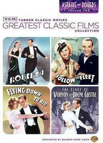 Tcm Greatest:Astaire & Rogers Vol 2 - (Region 1 Import DVD)