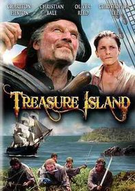 Treasure Island - (Region 1 Import DVD)