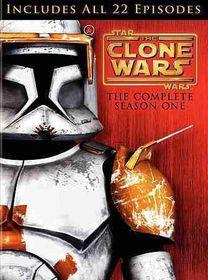 Star Wars:Clone Wars Season One - (Region 1 Import DVD)